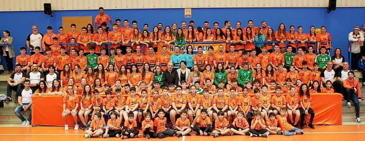 Handbol Club Eivissa Temporada 2019/2020